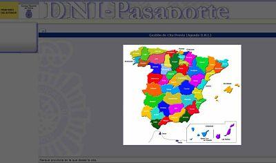 DNI-Electronico-Cita-Previa-Cambiar-seleccionar-provincia