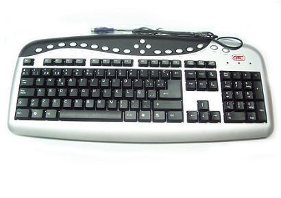 opciones de teclado