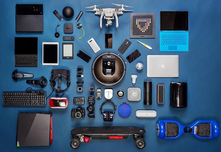 gadgets-que-son-conjunto-variado-de-gadgets