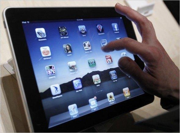 Roja Directa iPad