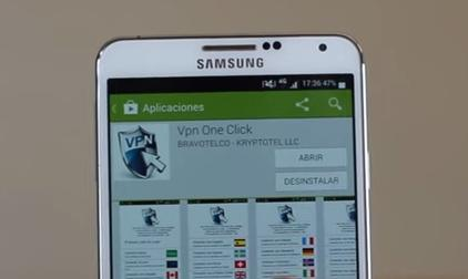 samsung android internet