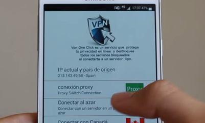 internet gratis android VPN