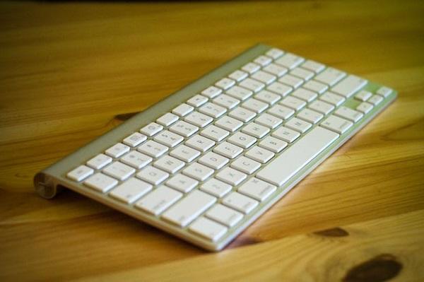 funciones teclado apple