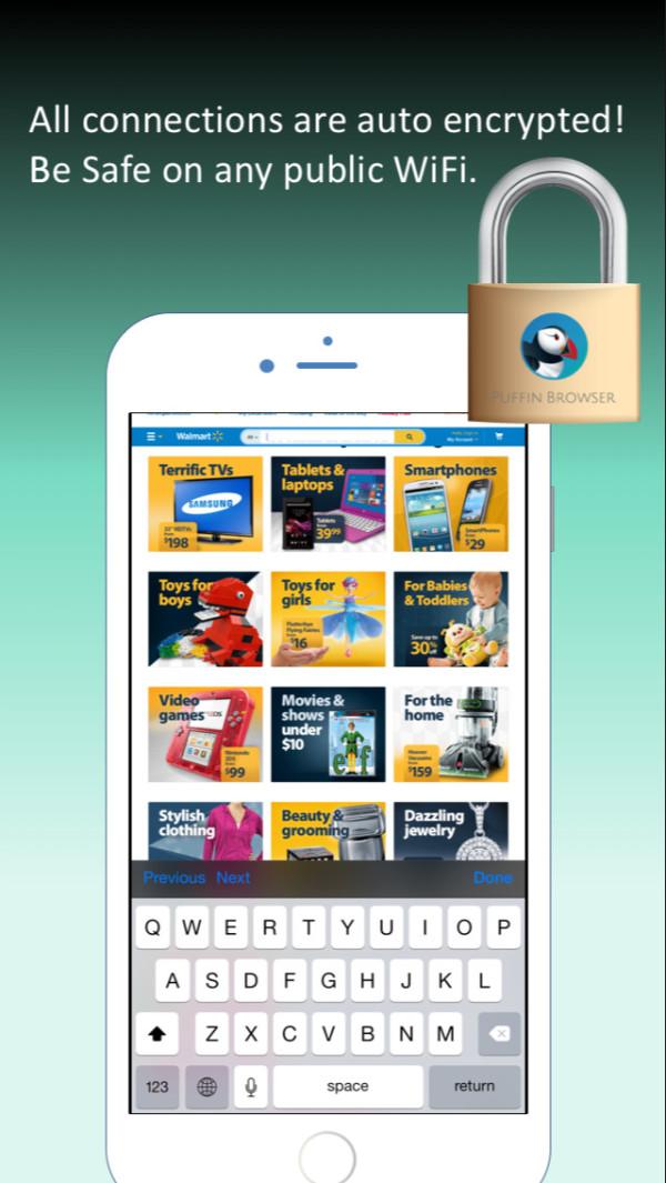 Roja Directa iPad Puffin Web Browser