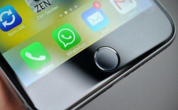 llamar con WhatsApp con iPhone