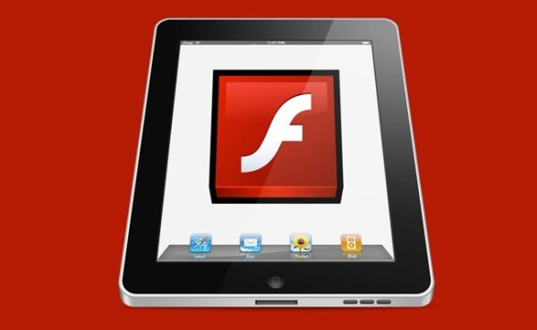 Ver videos flash iPad