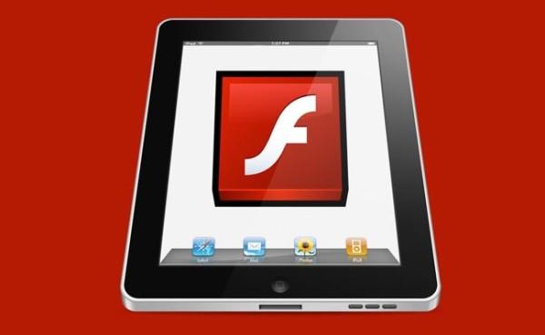 Ver videos flash iPad