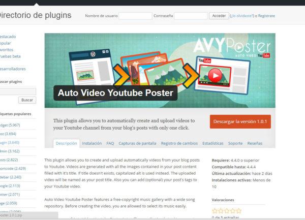 avy-poster-subir-videos-youtube-automaticamente-descargar