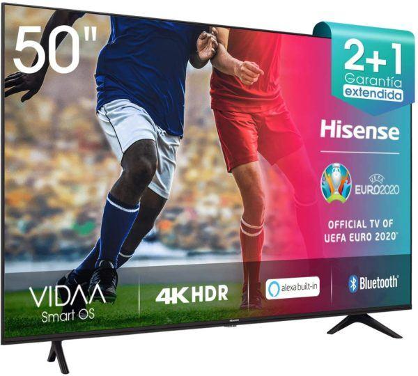 Smart TV - Qué es y cómo puedo convertir una televisión en Smart TV Hisense