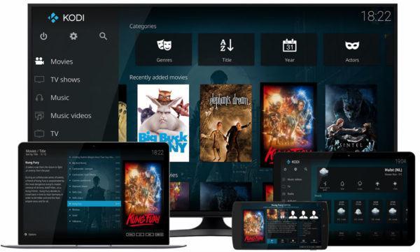Smart TV - Qué es y cómo puedo convertir una televisión en Smart TV Kodi