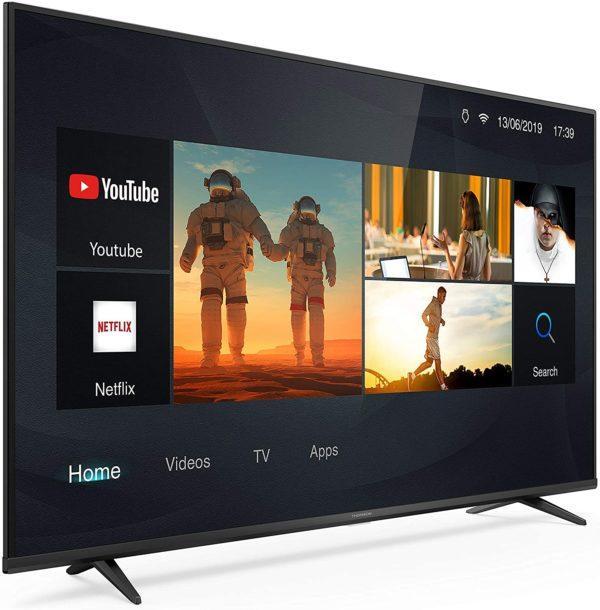 Smart TV - Qué es y cómo puedo convertir una televisión en Smart TV Thomson
