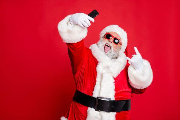 Sms divertidos para enviar en navidad santa claus