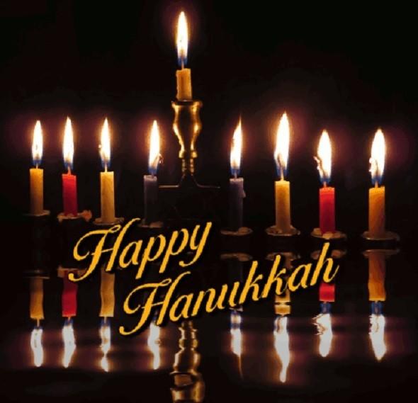 Las mejores fotos de feliz hanukkah enviar por whatsapp y email