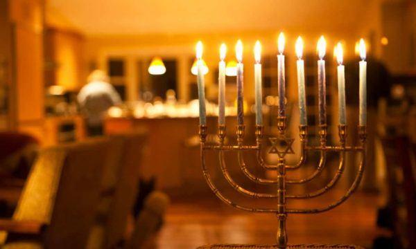 Las mejores fotos de feliz hanukkah para enviar por whatsapp y email