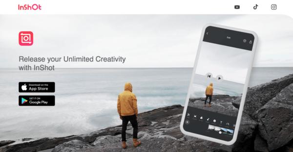¿Cuáles son los mejores programas para editar vídeos en 2021? InShot