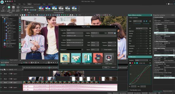 ¿Cuáles son los mejores programas para editar vídeos en 2021? VSDC