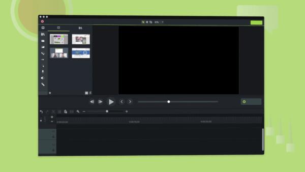 ¿Cuáles son los mejores programas para editar vídeos en 2021? Camtasia