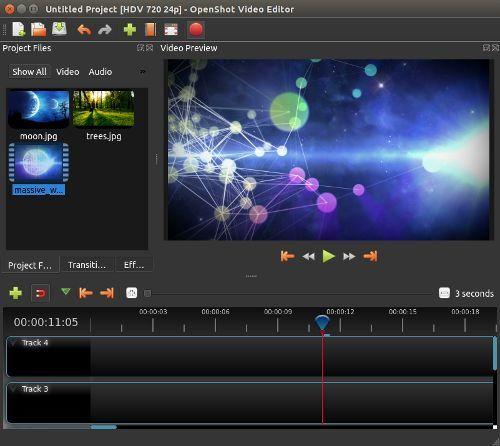 ¿Cuáles son los mejores programas para editar vídeos en 2021? OpenShot