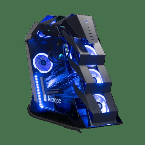 Los mejores ordenadores gaming de sobremesa 2021 Nitro PC Elite Bronze