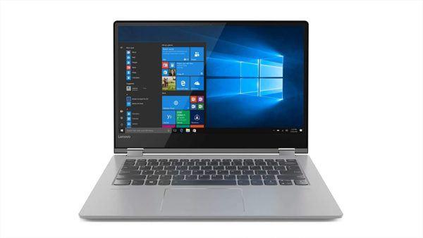 Mejores ordenadores portátiles 2021 en relación calidad precio Lenovo Yoga