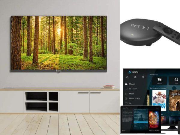 Smart TV - Qué es y cómo puedo convertir una televisión en Smart TV portada