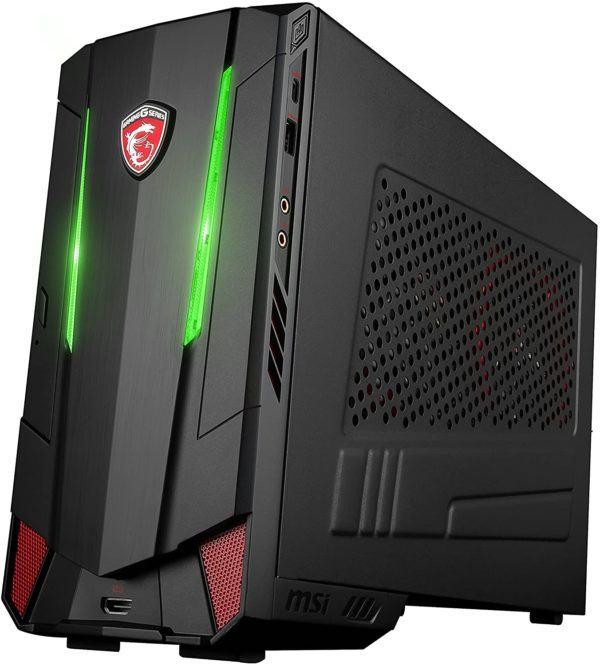 Los mejores ordenadores gaming de sobremesa 2021 MSI Nightblade MI3