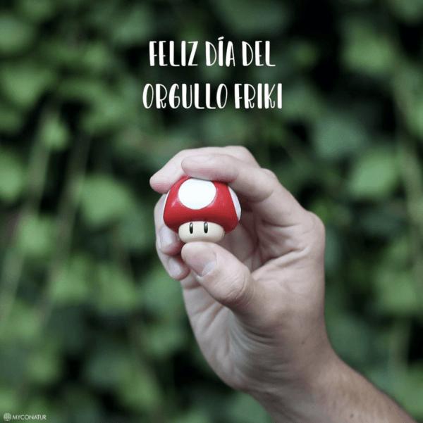 Día del Orgullo Friki 2022: cuándo es y por qué se celebra seta Super Mario