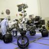 """El robot """"Curiosity"""" ya está en Marte"""