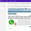 Cómo enviar un correo electrónico o email desde Hotmail/Outlook Insertando/Adjuntando: Archivos, imágenes y compartir desde OneDrive