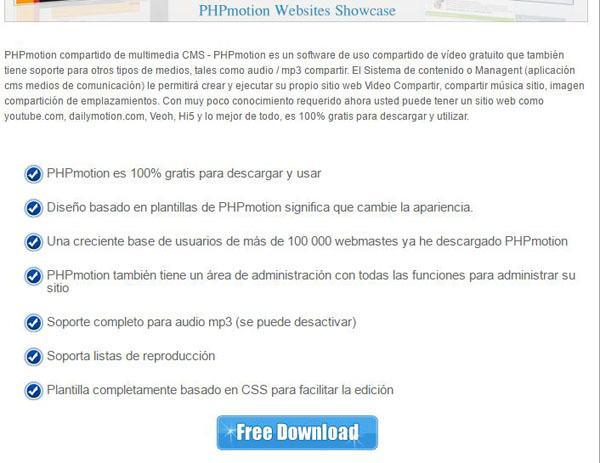phpmotion-descargar