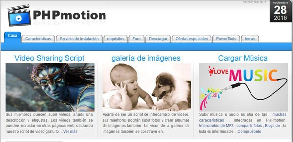 phpmotion-videos-imagenes-musica