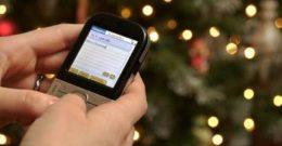 Mensajes de Navidad: Los SMS Divertidos para enviar en Navidad