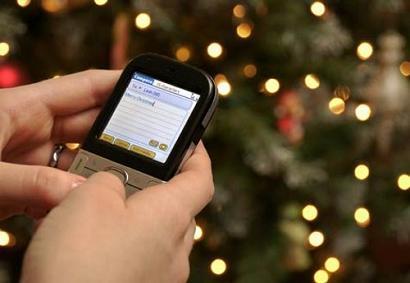 SMS Bromistas para las Navidades