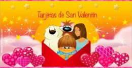 Enviar postales de San Valentin 2019