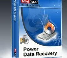 Recuperar archivos eliminados con Power Data Recovery