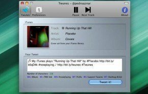 Twitter en Mac con Twunes