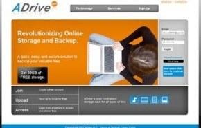 Disco duro Virtual Adrive