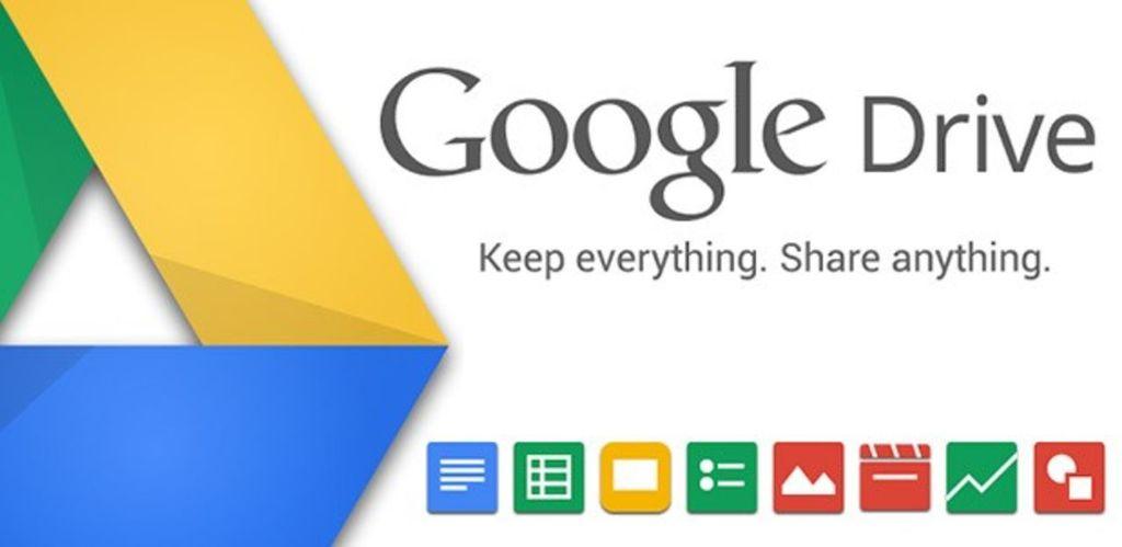 los-mejores-procesadores-de-texto-para-pc-google-drive-logo