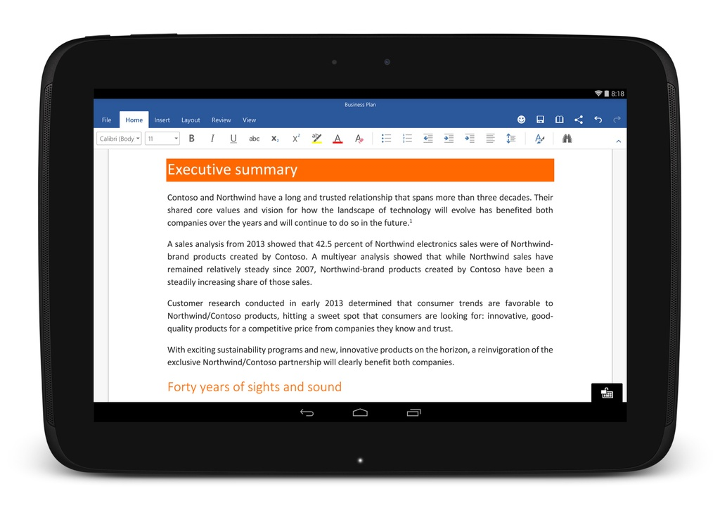 los-mejores-procesadores-de-texto-para-tablet-imagen-tablet-texto