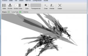 Dibujo vectorial con Alchemy
