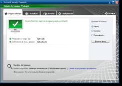 Antivirus gratis | Microsoft Security Essentials