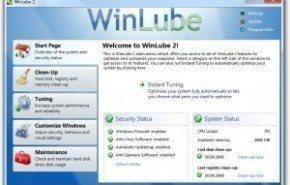 Optimizar sistema con WinLube