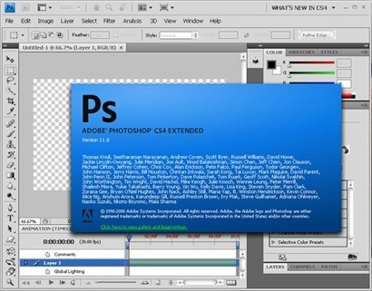 how to make portable photoshop