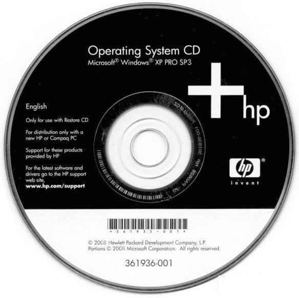 Recovery disk vista download