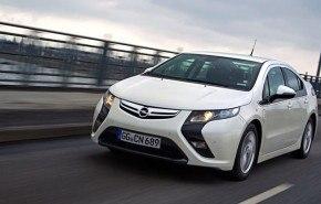 Opel Ampera: Vehículo de Autonomía Extendida