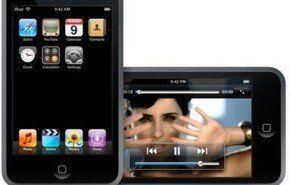 iPod Touch Aplicaciones