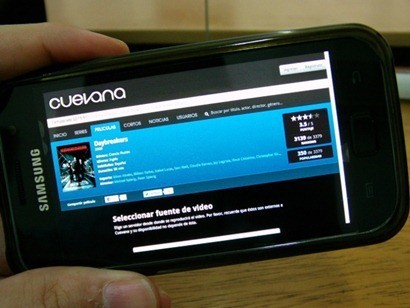 Cuevana para Android