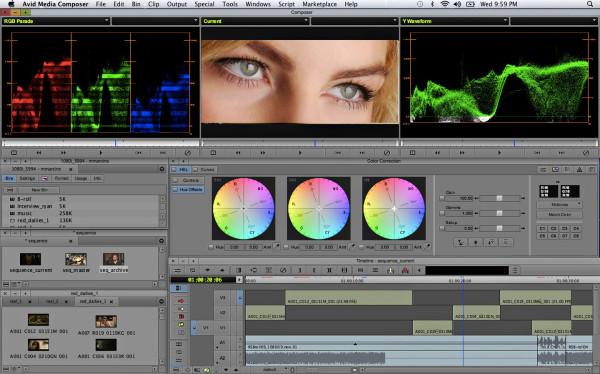 programas-de-edicion-de-videos-avid-media-composer