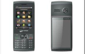 Teléfono Solar por menos de 40 euros: Micromax X259