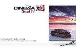 Televisores 3D en el salón de tu casa a precios asequibles